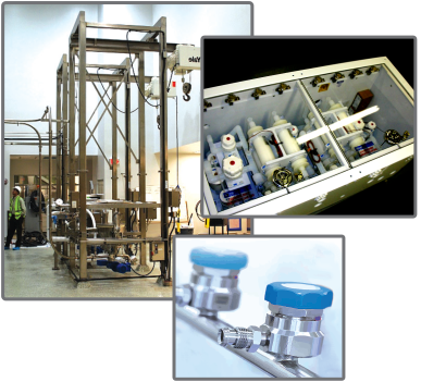 process equipment valves